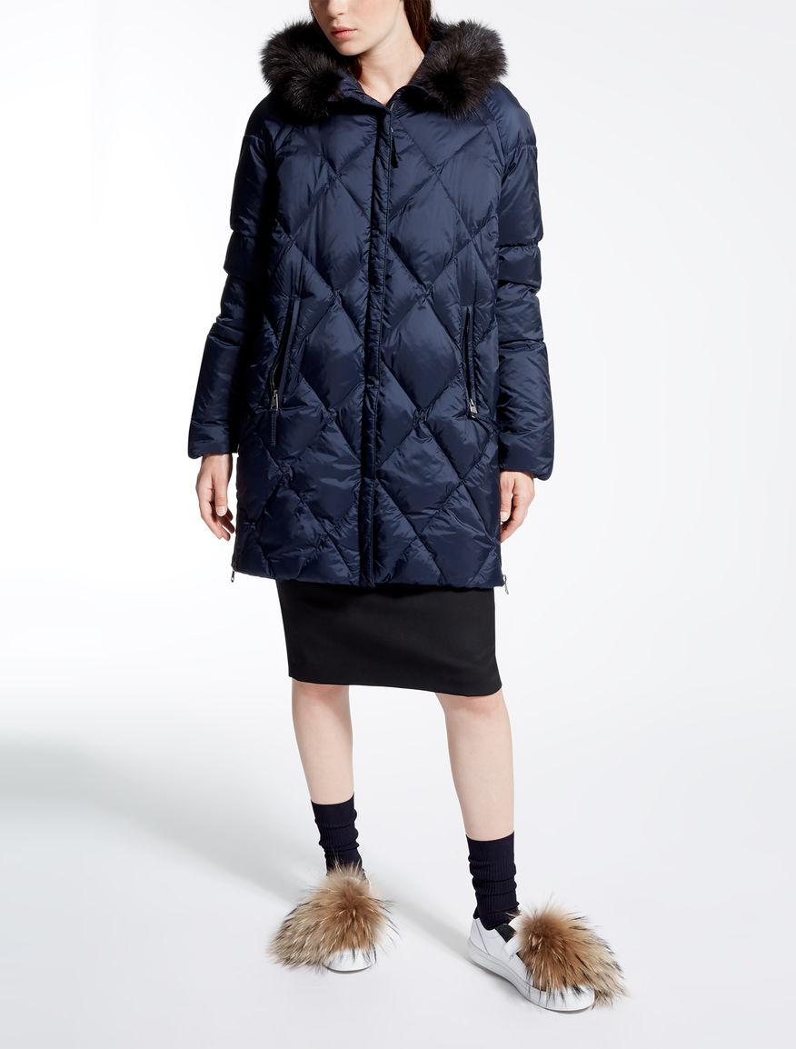 Elegant Women's Coats - New Max Mara 2018 Collection : max mara quilted jacket - Adamdwight.com