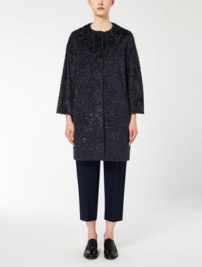Fabric coat